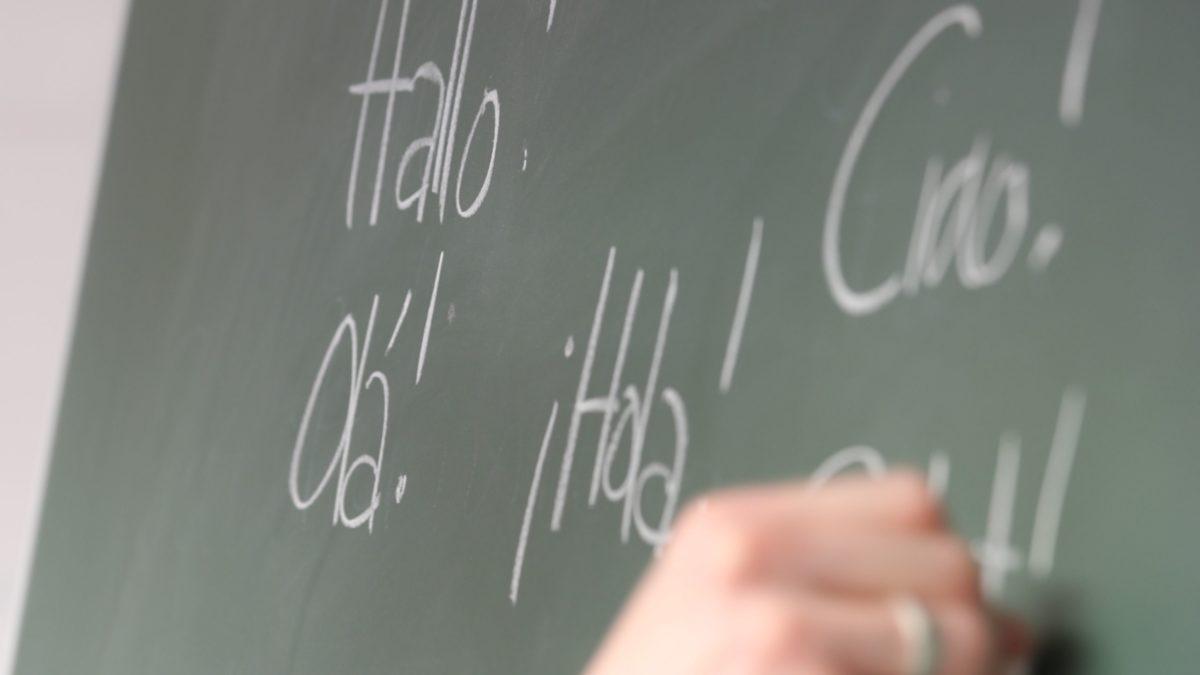 Deutsch-Sprech-Stunde für internationale Studierende